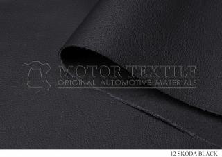 Автомобильная кожа 12 SCODA BLACK