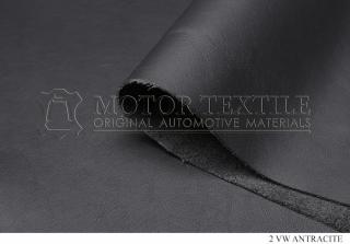 Автомобильная кожа 2 VW ANTRACITE