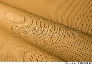 Автомобильная перфорированая кожа 250/р-1 GRAINELUX ORBEIGE