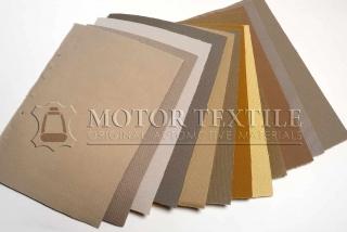 Заказать образцы ткани на боковую часть сидений