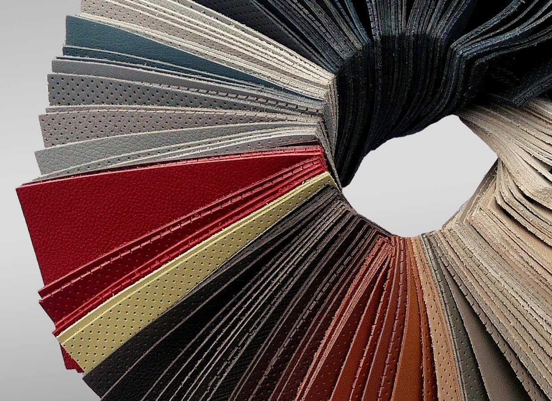 Автомобильная кожа компания Motor Textile -6