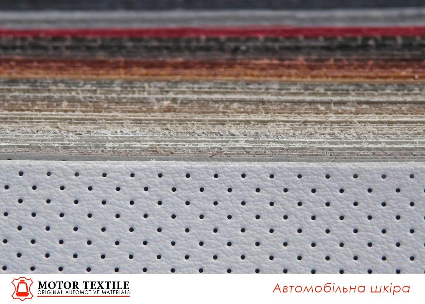 Автомобильная кожа компания Motor Textile -44
