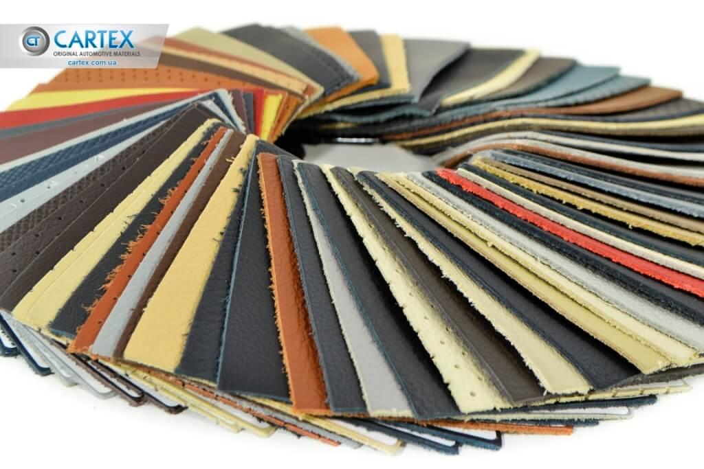 Автомобильная кожа компания Motor Textile -61