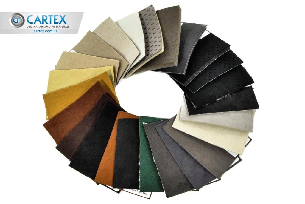 Автомобильная кожа компания Motor Textile -79
