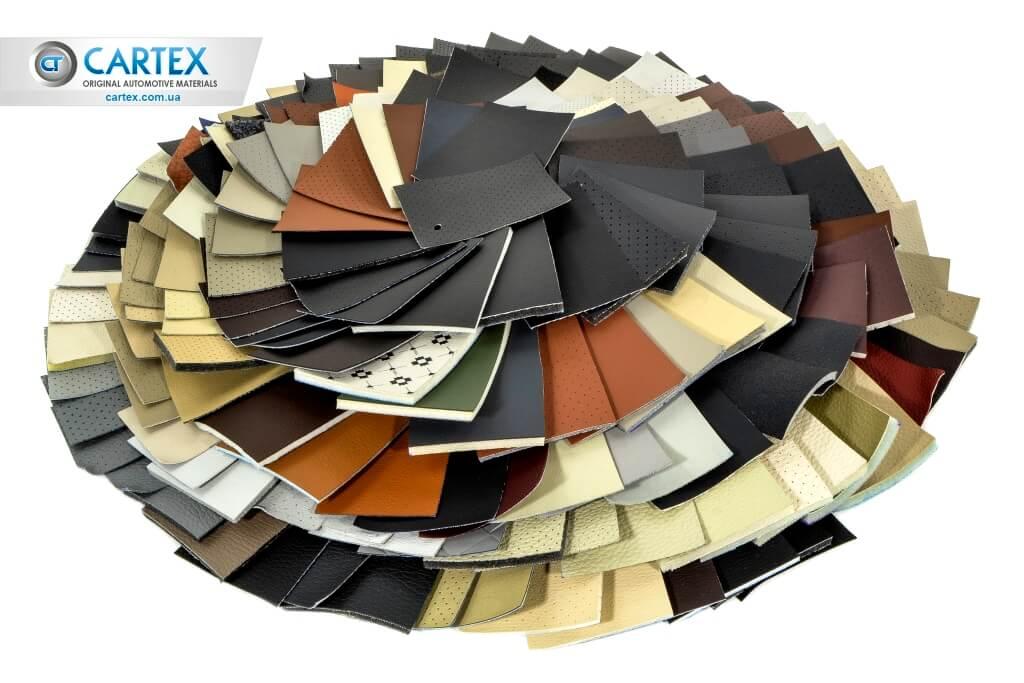 Автомобильная кожа компания Motor Textile -105