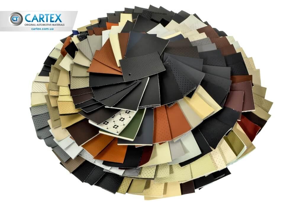 Автомобильная кожа компания Motor Textile -106