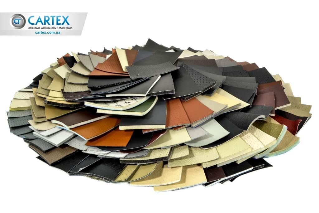 Автомобильная кожа компания Motor Textile -107