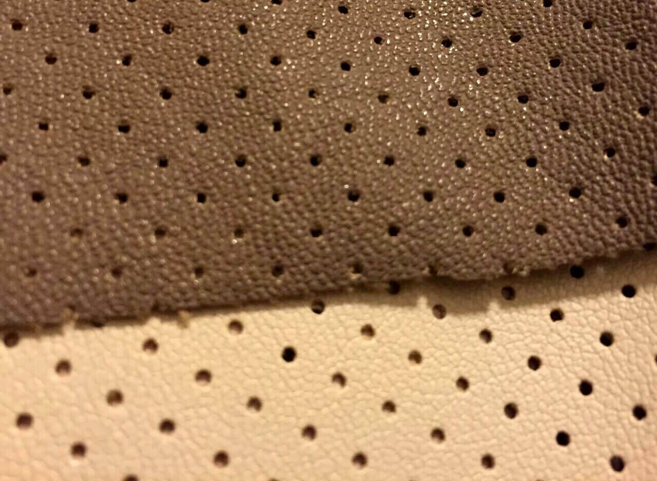 Автомобильная кожа компания Motor Textile -110