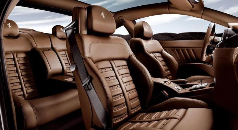 Автомобильная кожа компания Motor Textile -111