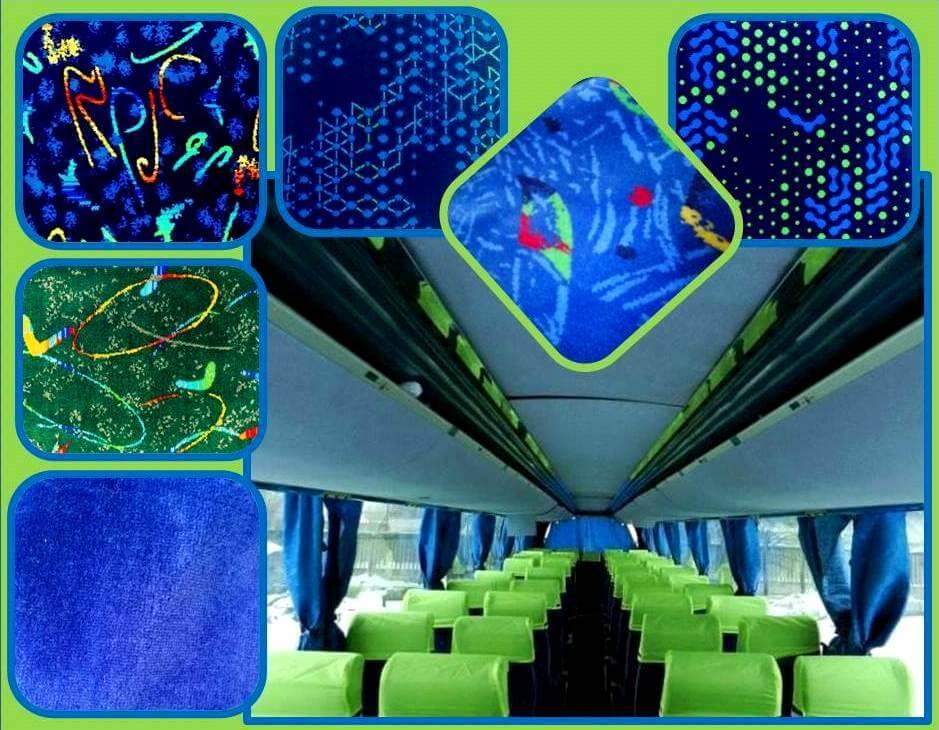 Автомобильная кожа компания Motor Textile -145