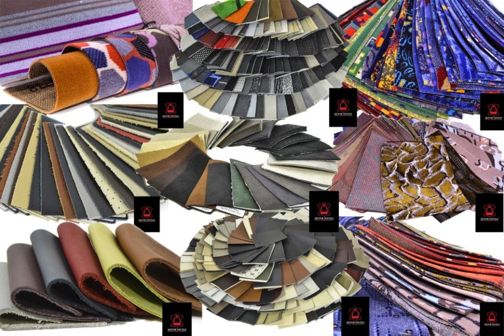 Автомобильная кожа компания Motor Textile -157
