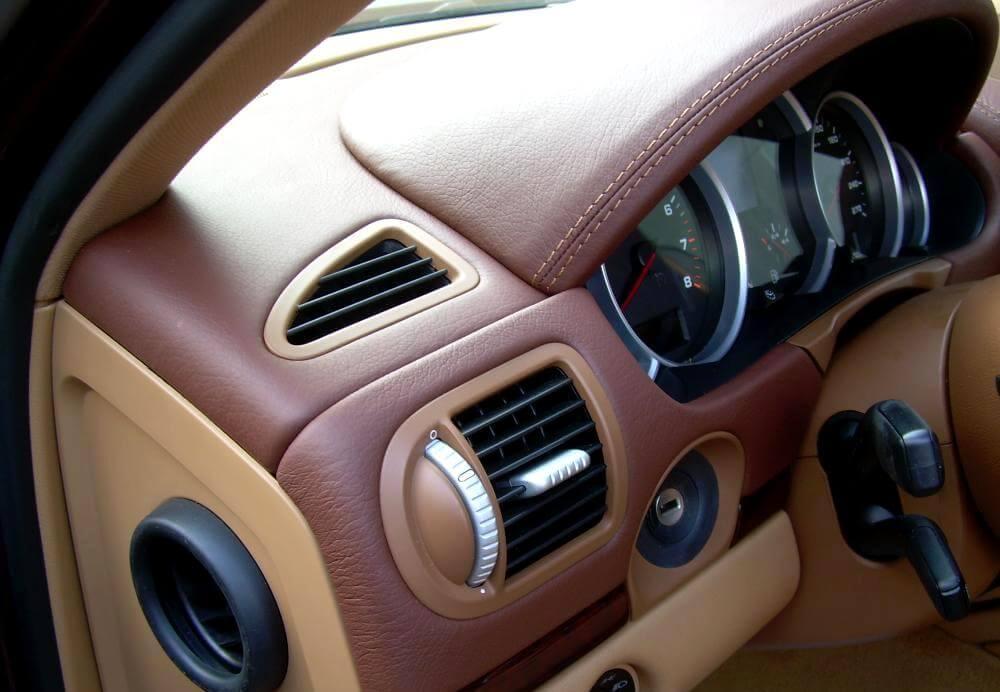 Автомобильная кожа компания Motor Textile -158
