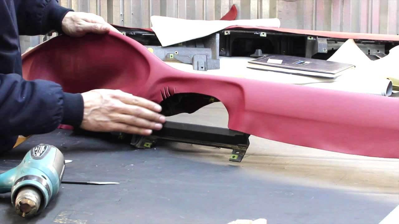 Автомобильная кожа компания Motor Textile -161