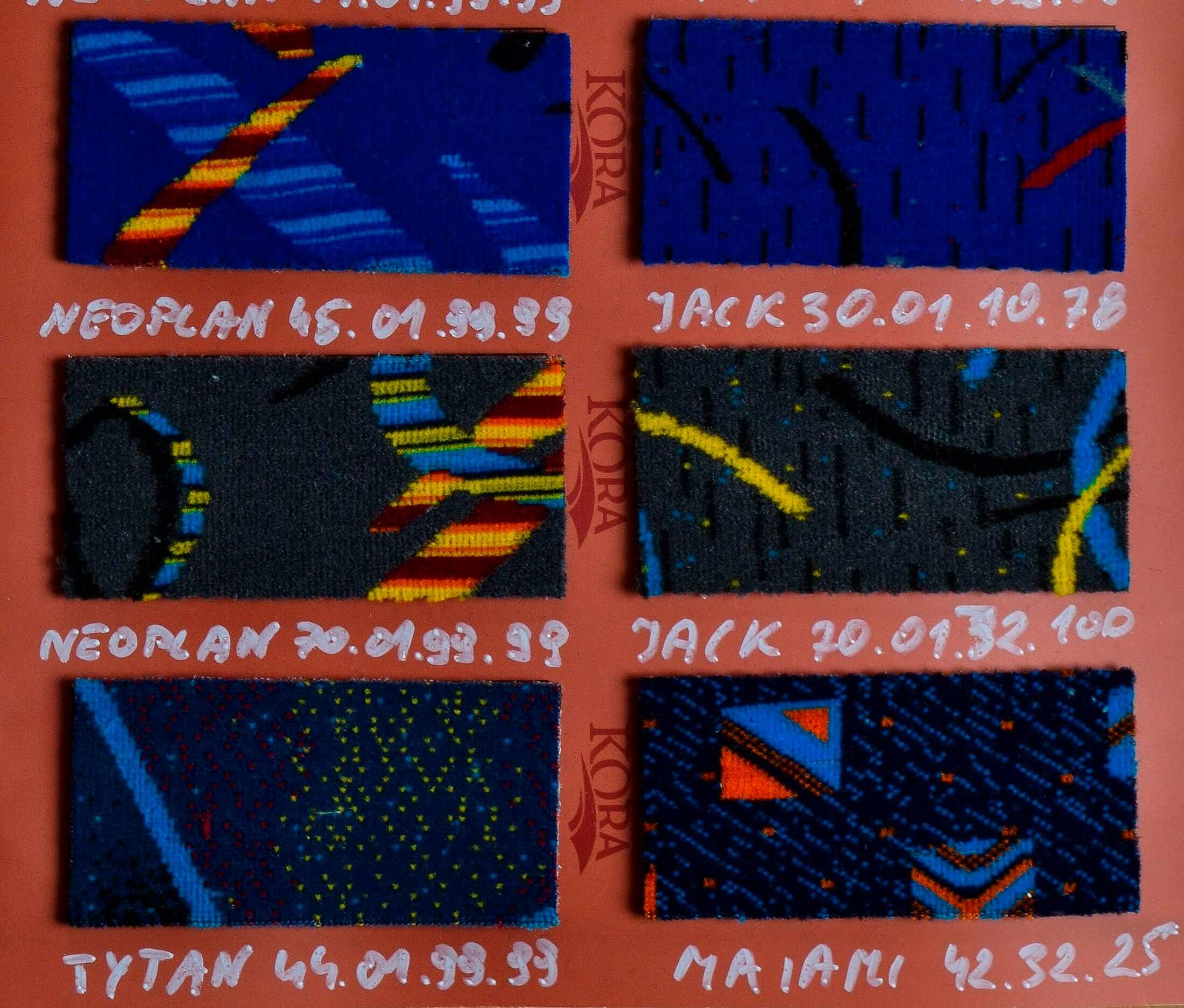 Автомобильная кожа компания Motor Textile -165