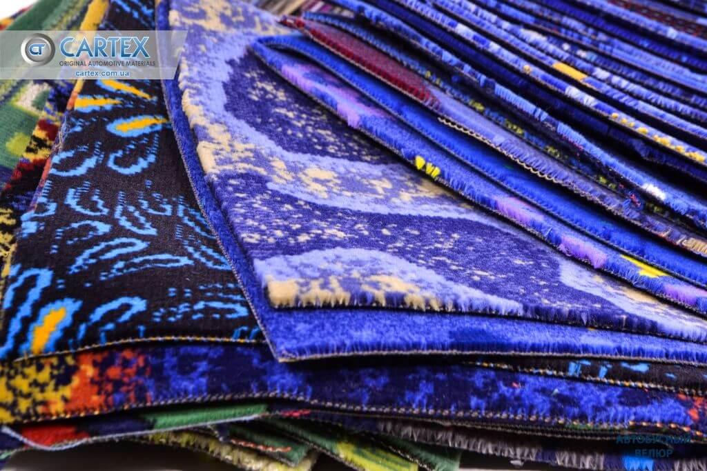 Автомобильная кожа компания Motor Textile -167