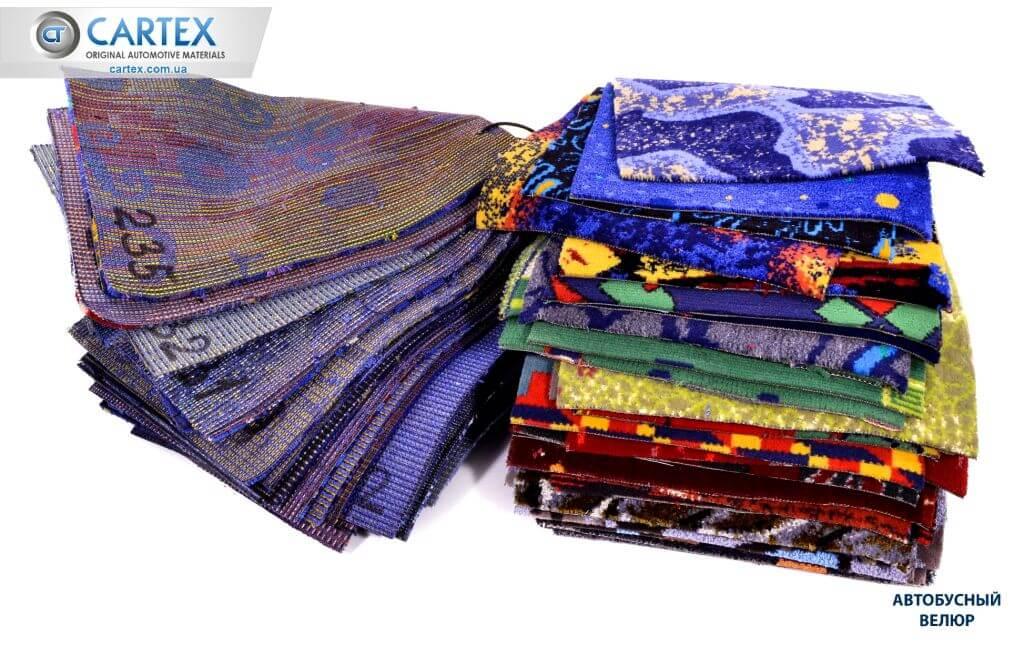 Автомобильная кожа компания Motor Textile -168